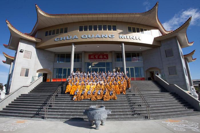 tong hop cac chua di le dau nam o uc 2 - Tổng hợp các chùa ở Úc để đi lễ đầu năm