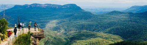 Blue Mountains lookout - 10 điểm đến bạn không nên bỏ lỡ ở Úc trong năm 2018 này!