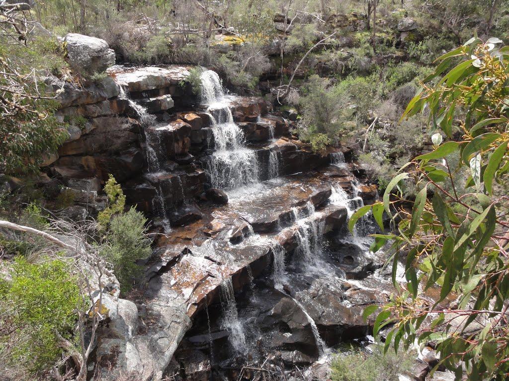 Burrong Falls