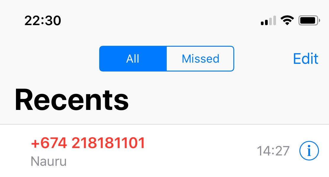 """DXD XMXkAER9Hw - Úc: Cẩn trọng với thủ đoạn gian lận mới, """"cuộc gọi nhỡ"""" móc túi người dùng điện thoại"""