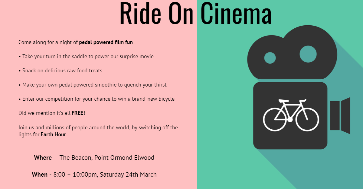 Ride On Cinema