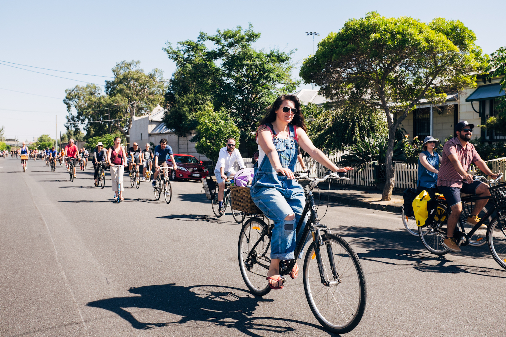 Sydney cyclists fight against fines