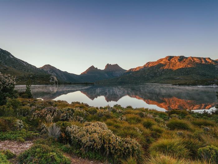 Tasmania's Mount Field National Park