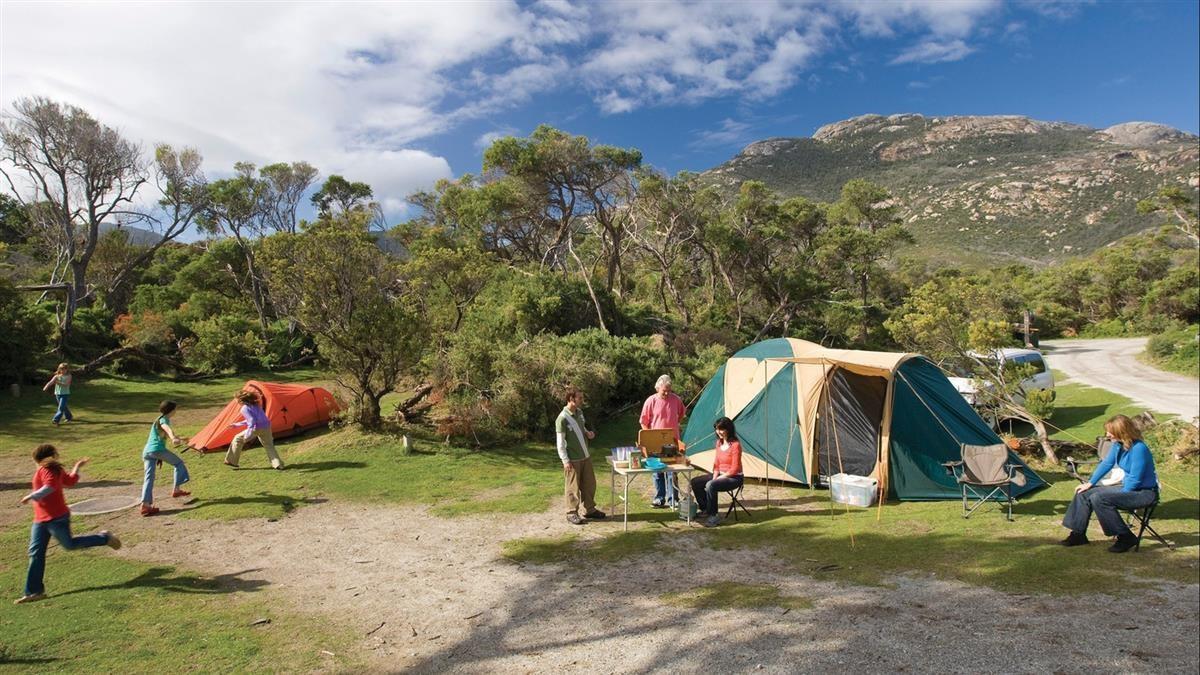 Tidal River Wilsons Promontory - 6 điểm cắm trại cực hấp dẫn gần Melbourne
