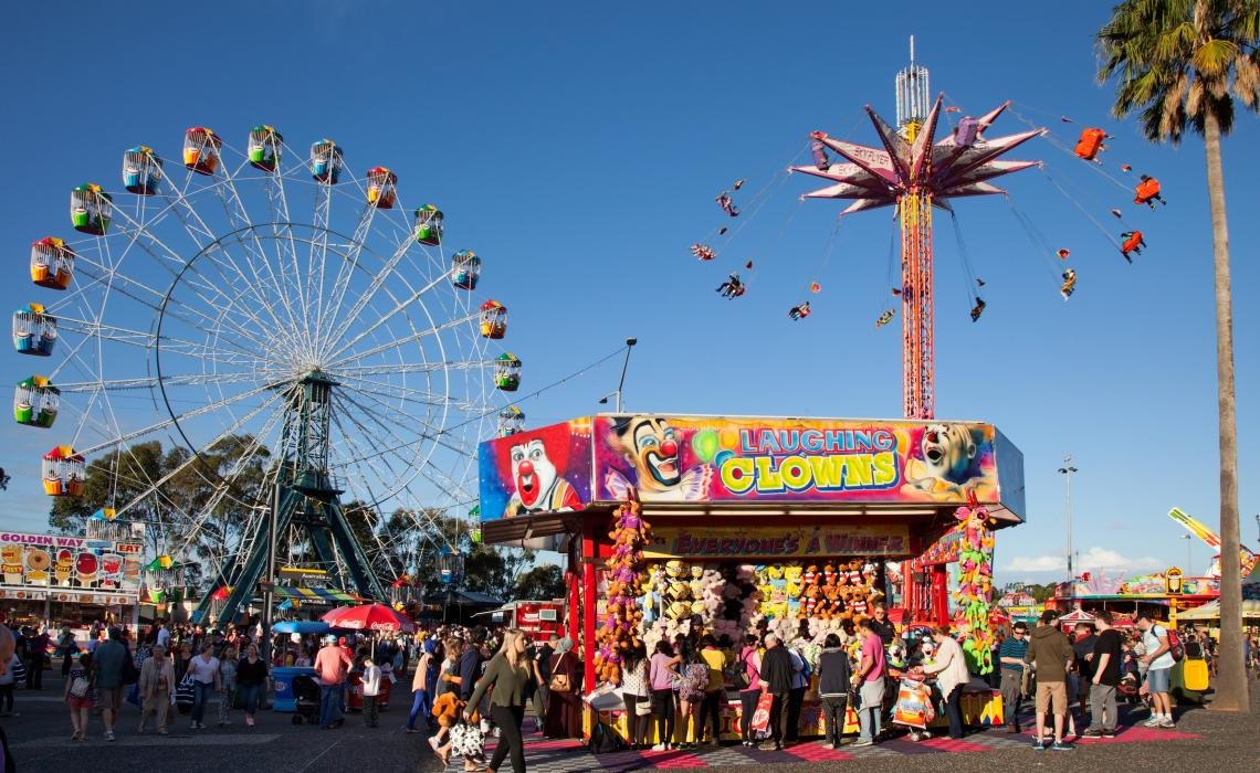 royal easter show 2018