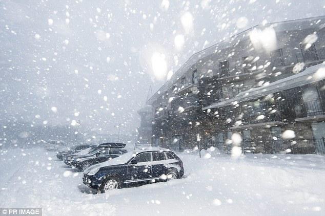 thoitiet3 - Năm nay Úc có thể phải đón mùa đông lạnh giá nhất trong lịch sử