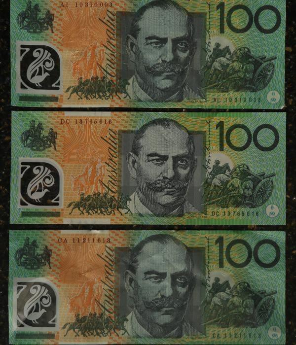4dc66694708afa412d61d1cc1cfc811f - Sydney: Cẩn thận với tiền giả mệnh giá $100 đang lưu hành tại khu vực