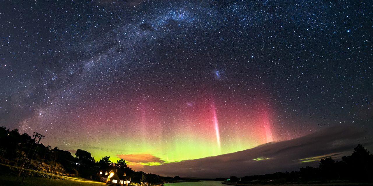 Aurora Australis, Sandy Point