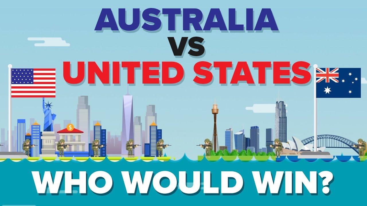 Australia vs US