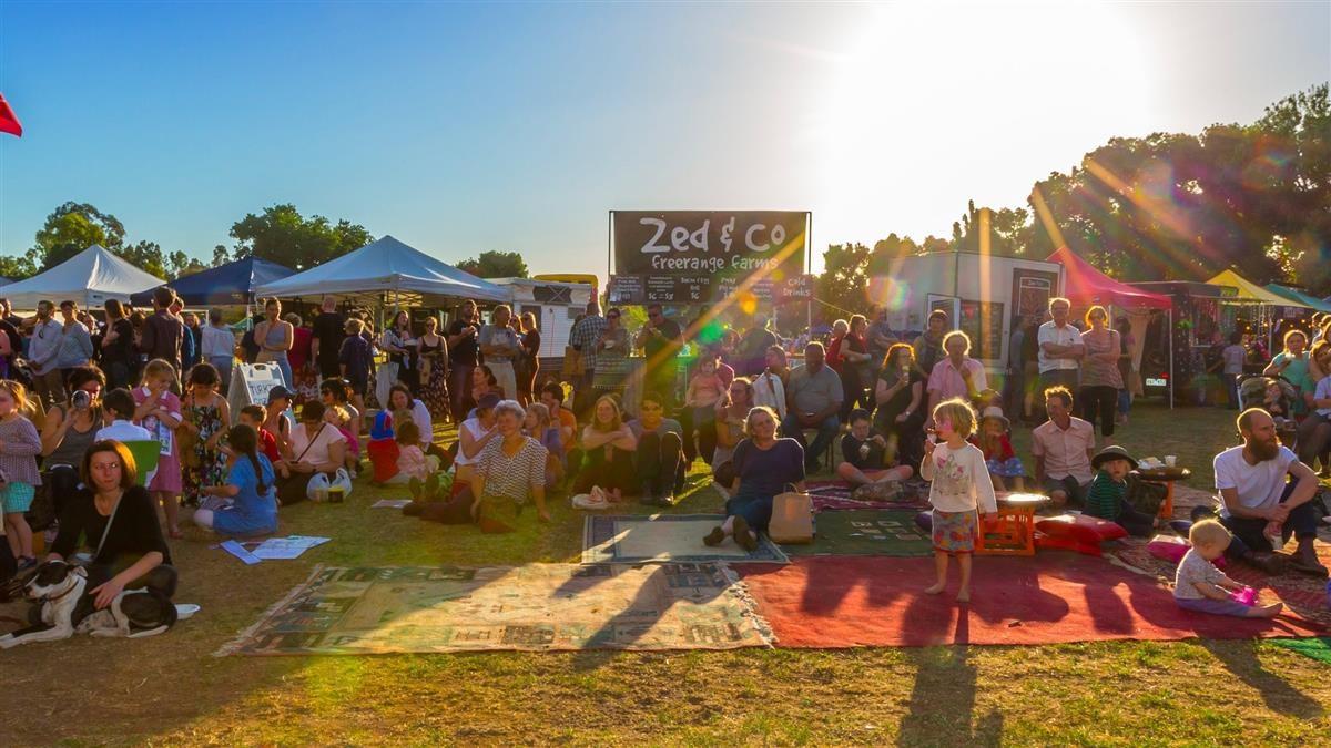 Castlemaine Artists Market - Những sự kiện miễn phí ở Melbourne trong tháng 5