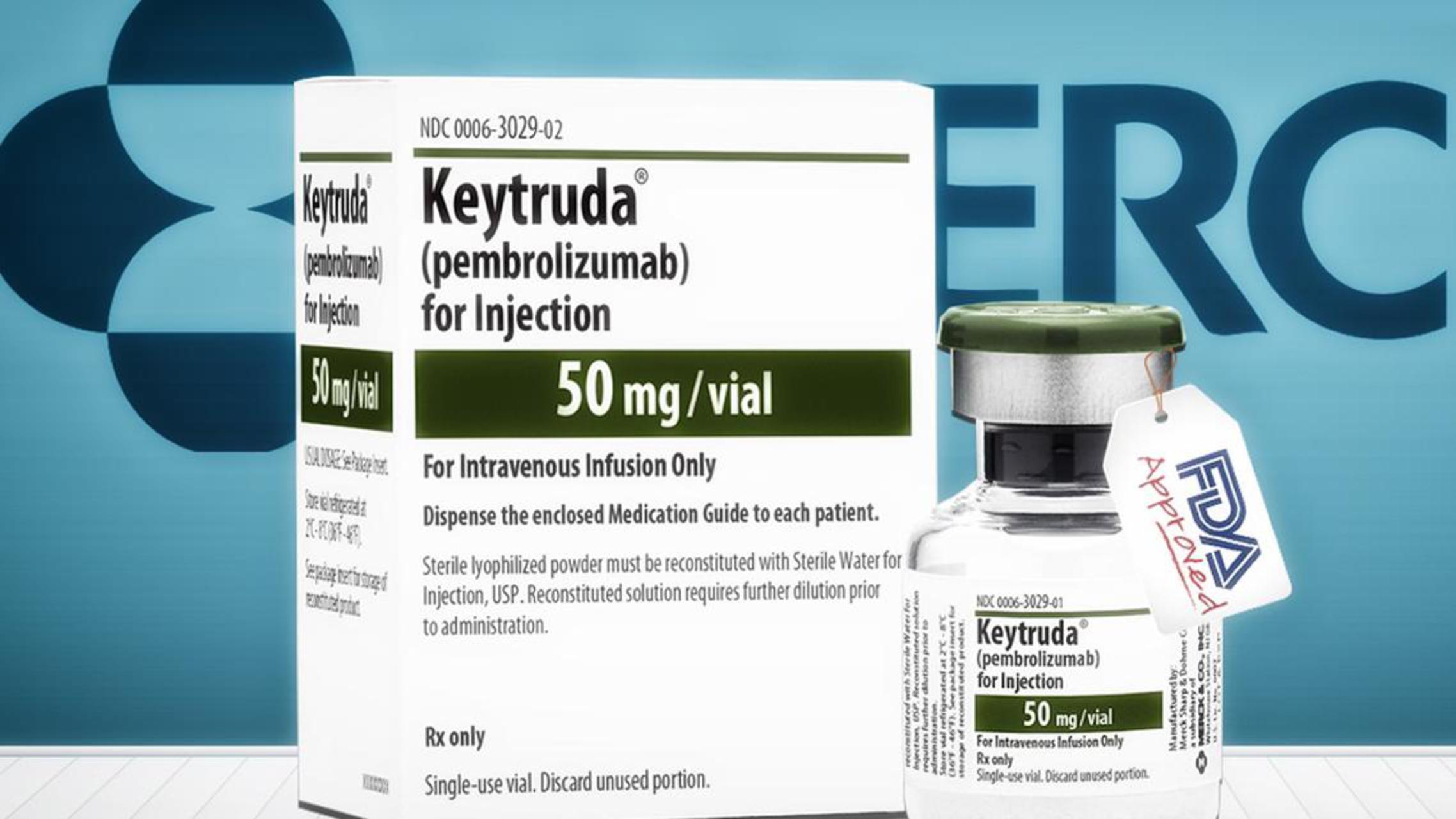 Keytruda drug