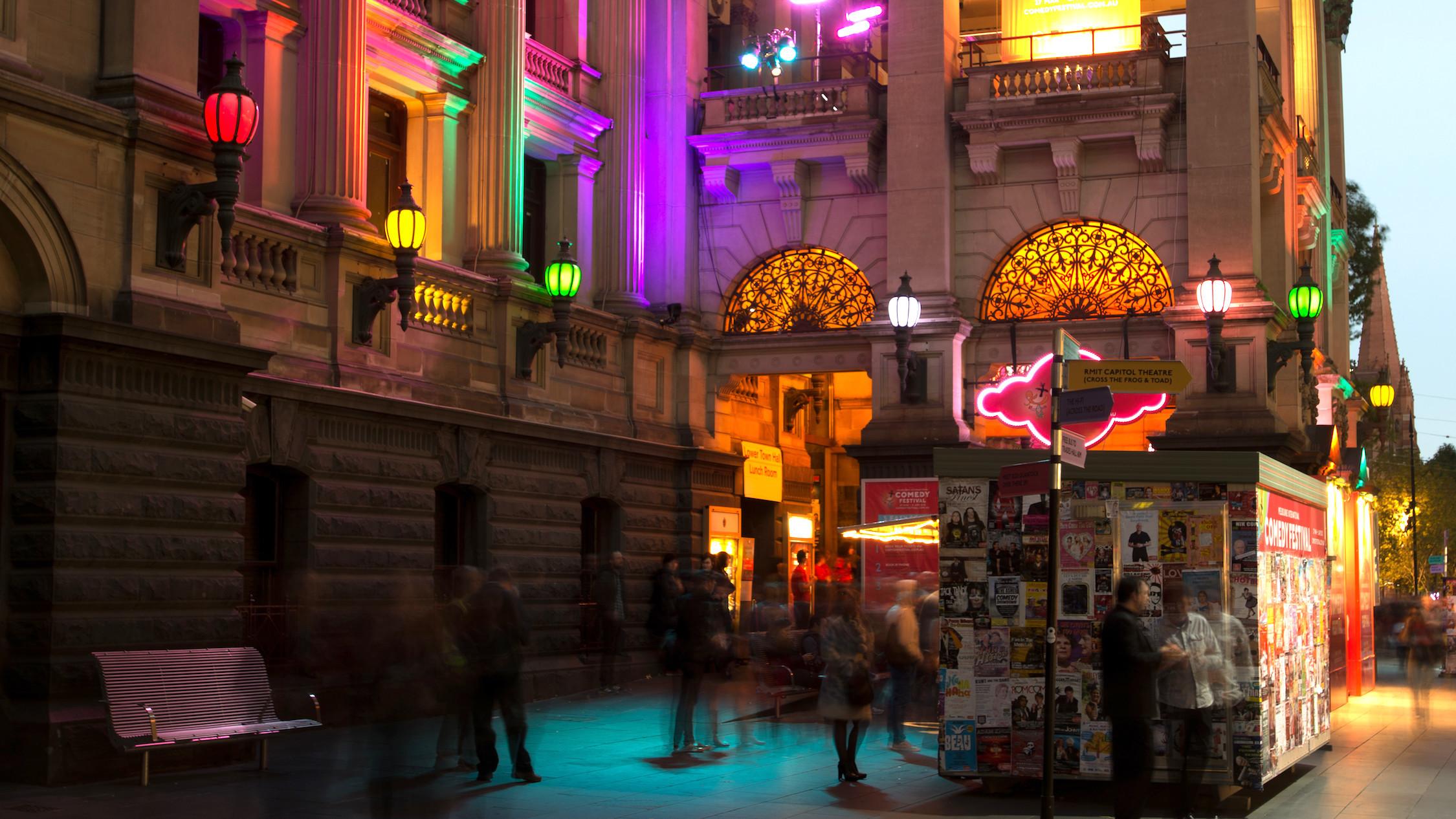 Lets Get Funny at the Brunny - Những sự kiện miễn phí ở Melbourne trong tháng 5