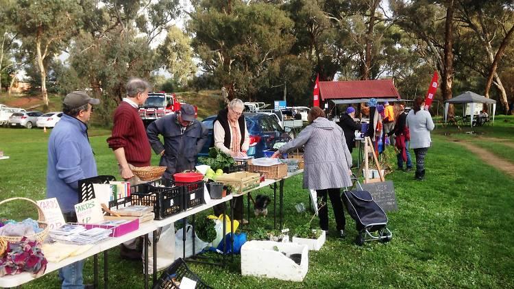 Newstead CFA Community Market - Những sự kiện miễn phí ở Melbourne trong tháng 5