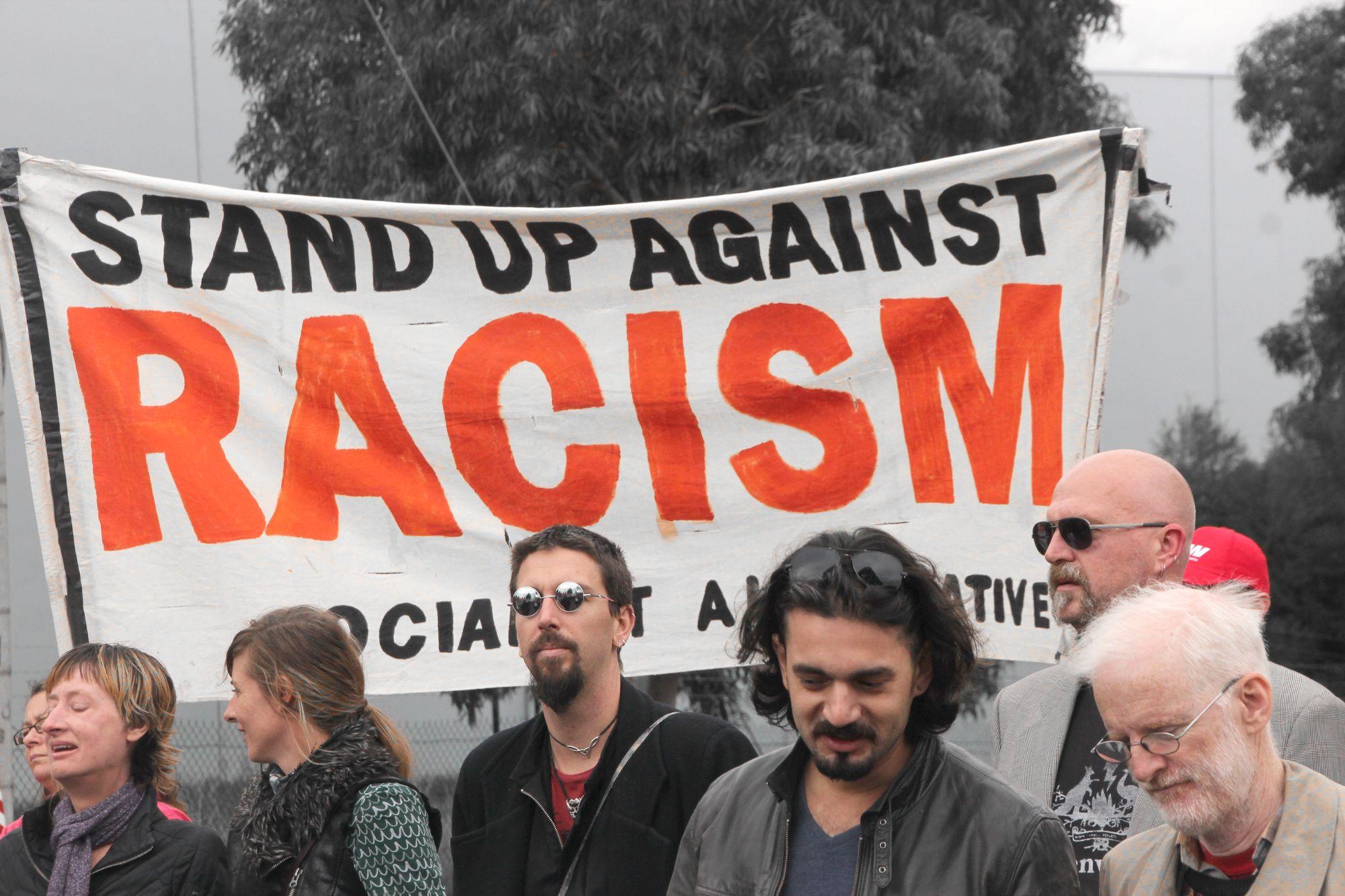 Racism-in-Australia