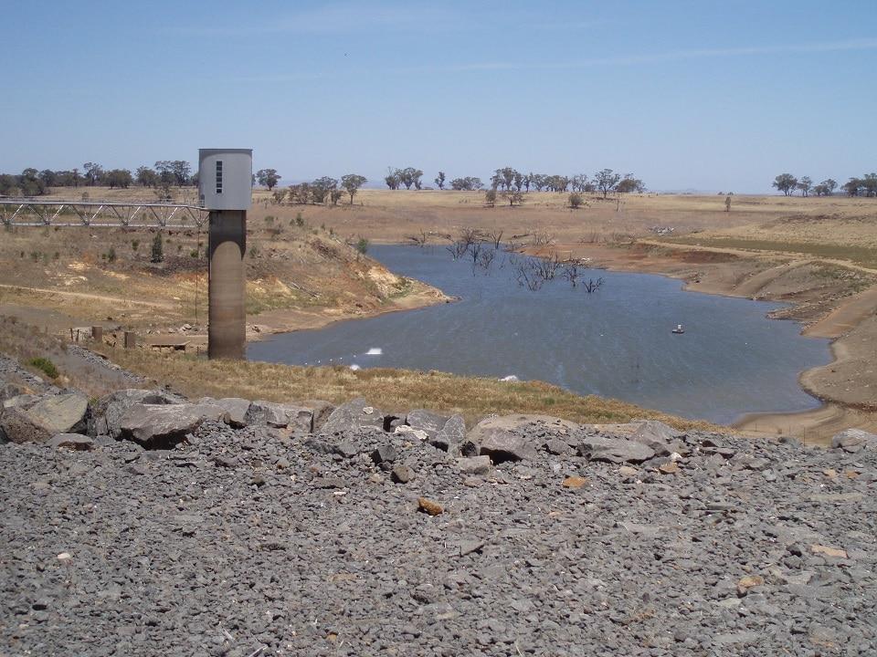 melbourne drought.