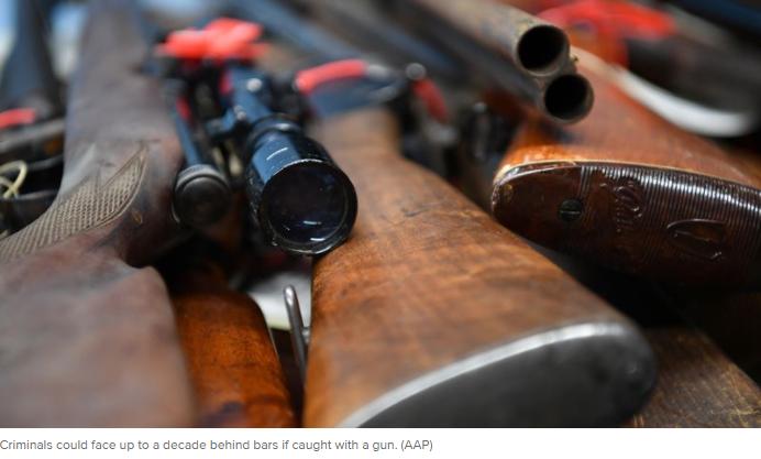 screenshot www.9news.com .au 2018.04.06 16 27 15 - Lệnh cấm vũ khí mới nhằm giảm tội phạm khét tiếng tại Victoria
