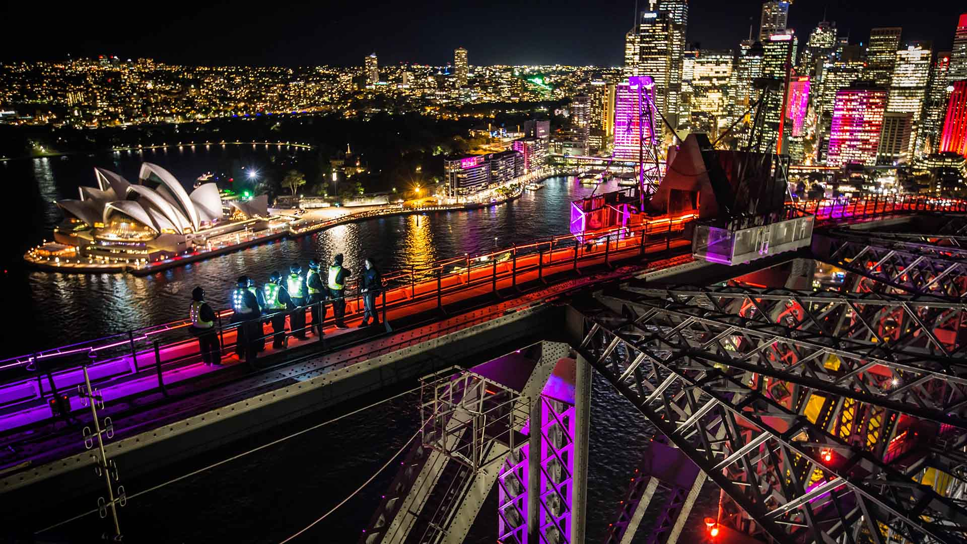 vivid-climb-sydney-harbour