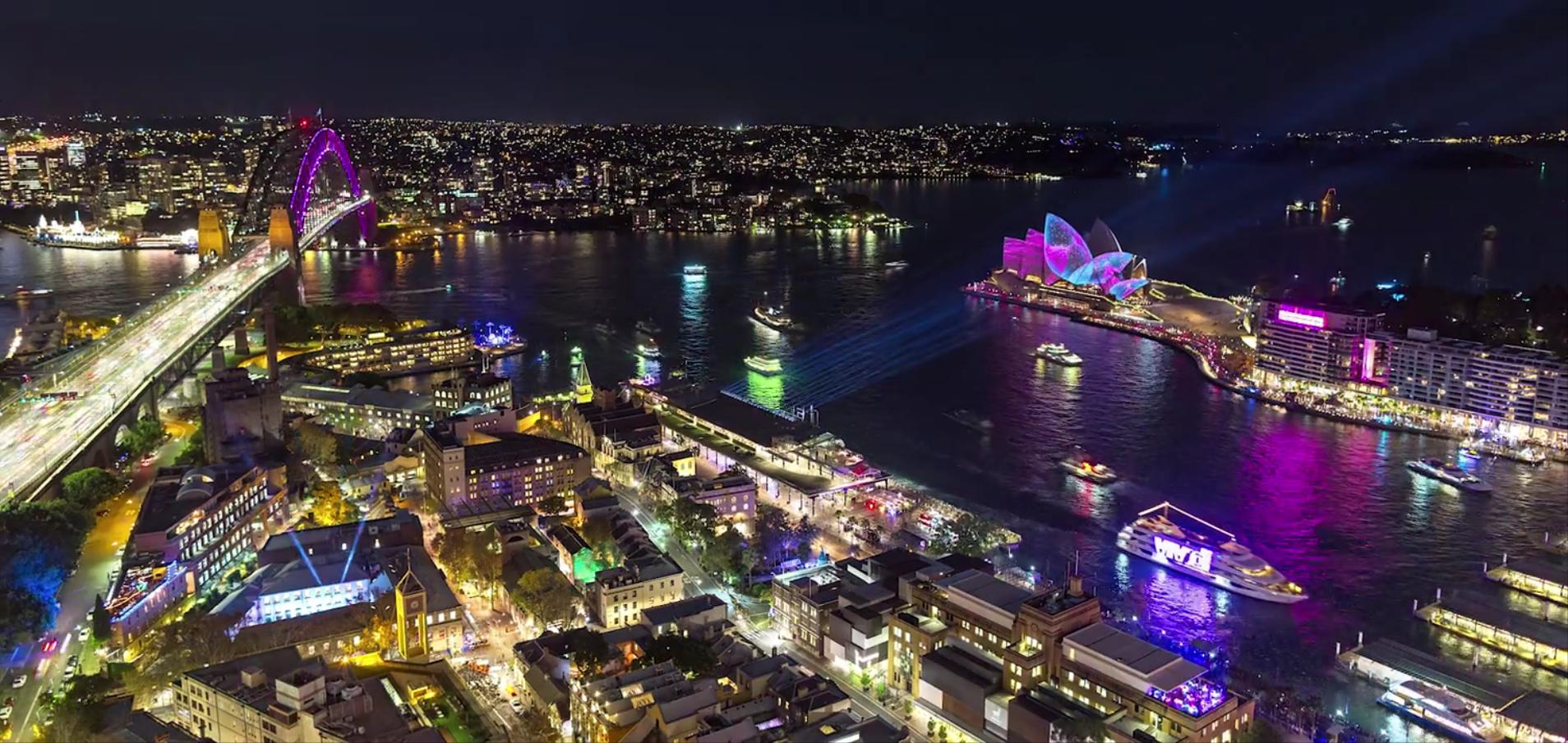 I Have Feelings Too' - Tất tần tật mọi thứ bạn cần biết về Vivid Sydney 2018