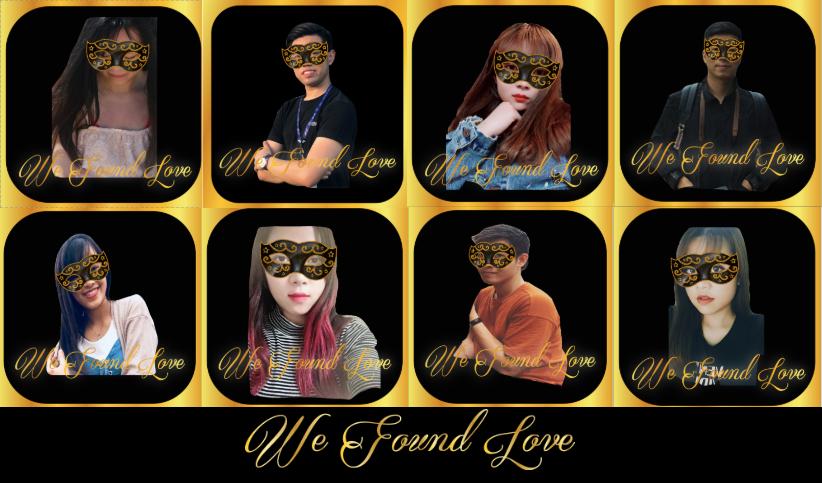 WE FOUND LOVE - MELBOURNE