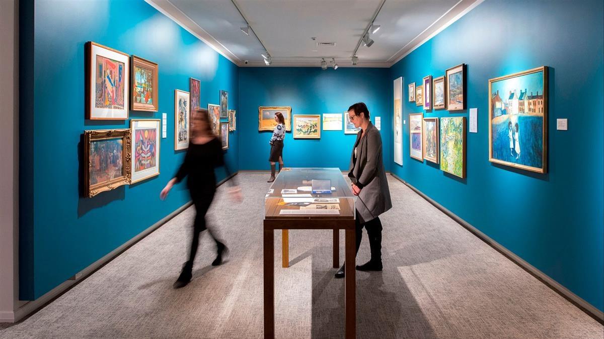 Horsham Street Gallery Exhibition