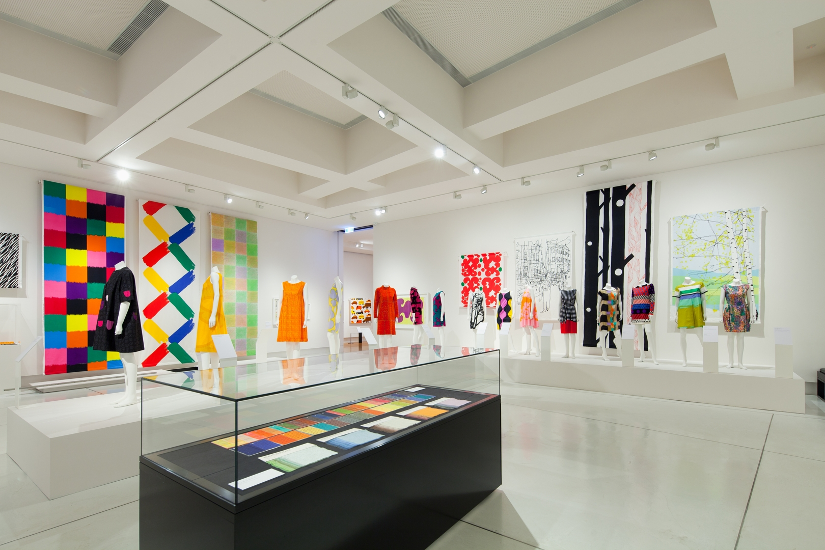 Marimekko Exhibition At Bendigo Art Gallery