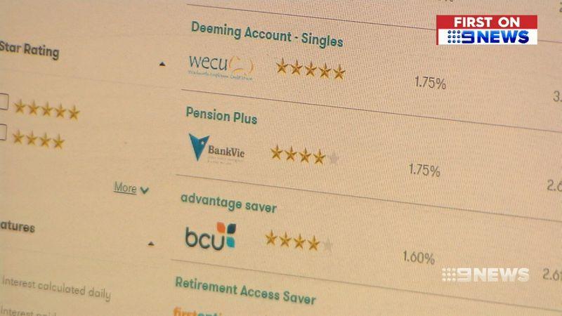 QTQSAVINGSACC4 - Lãi suất thấp ảnh hưởng xấu đến lãi tiết kiệm của người cao tuổi