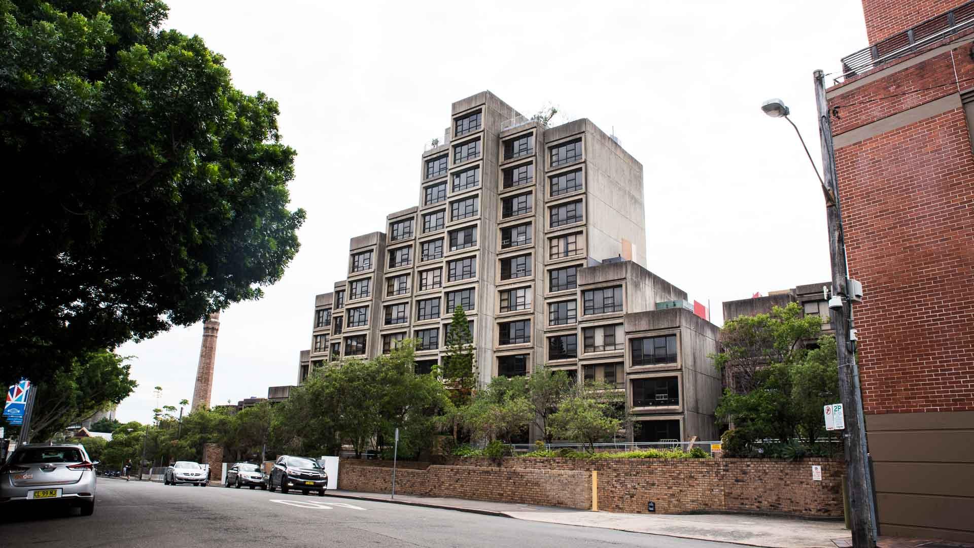 Sirius - 10 tòa nhà đẹp nhất ở Sydney