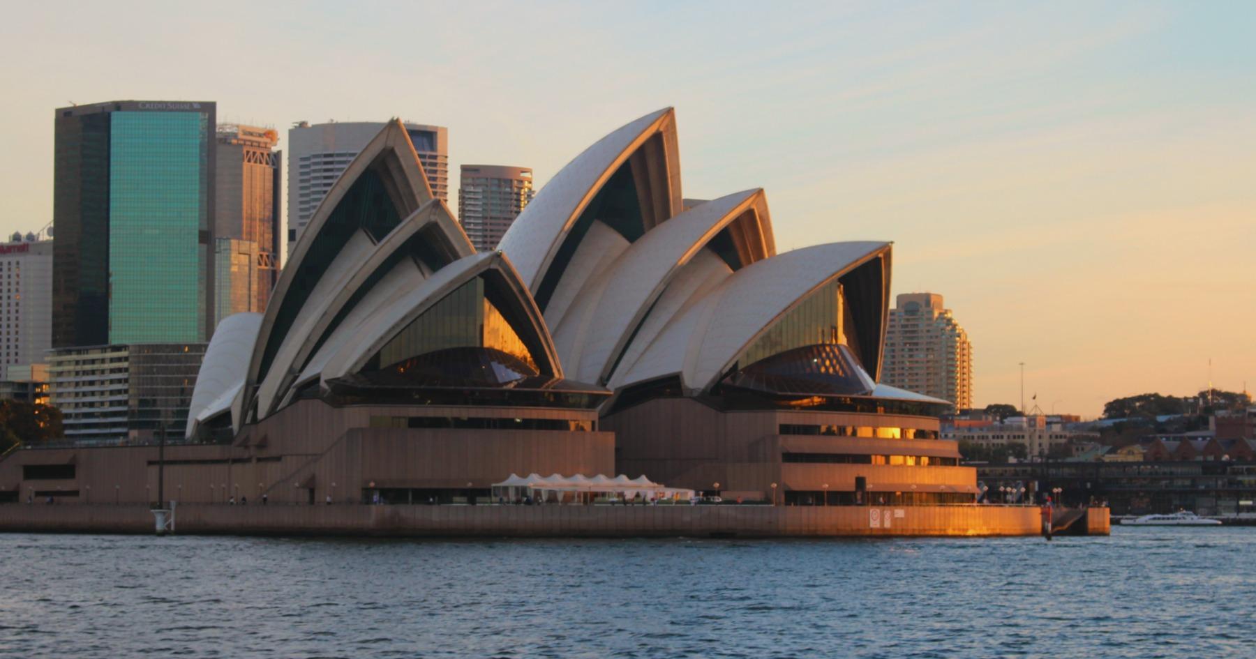 Sydney Opera House - 10 tòa nhà đẹp nhất ở Sydney