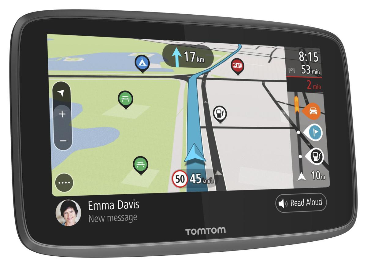 TomTom LINK 531 - Một thiết bị mới giúp phụ huynh giám sát con trẻ lái xe từ xa