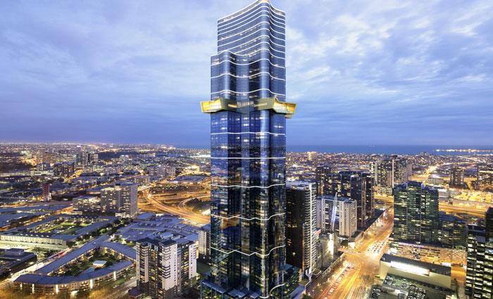 australia 108 - Melbourne: The Magic sẽ vượt mặt Eureka Tower trở thành toà nhà cao nhất thành phố