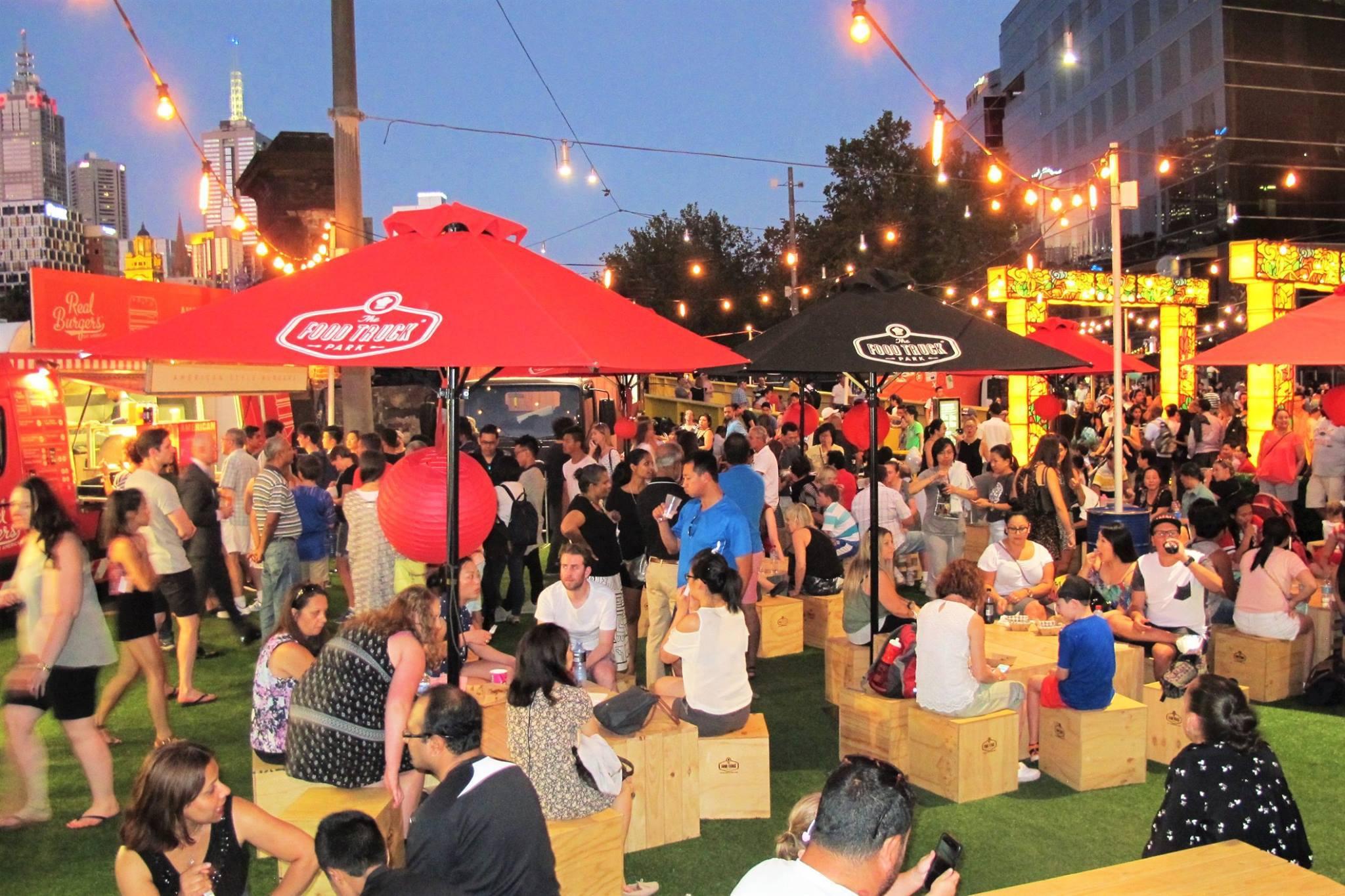 food truck park festivals for july 51 - Có gì tại lễ hội ẩm thực lớn nhất ở Úc - The Food Truck Festival Melbourne 2018?