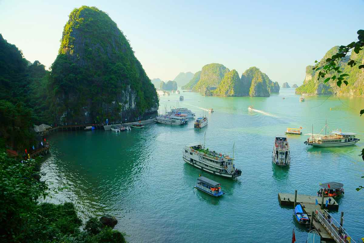 ha long bay cruise