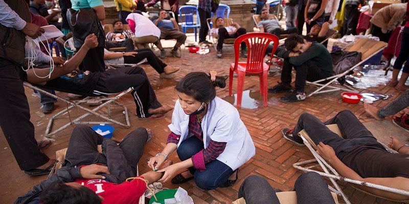 health volunteer project61 - 4 kinh nghiệm đáng nhớ cho sinh viên khi xin việc làm ở trường học tại Úc