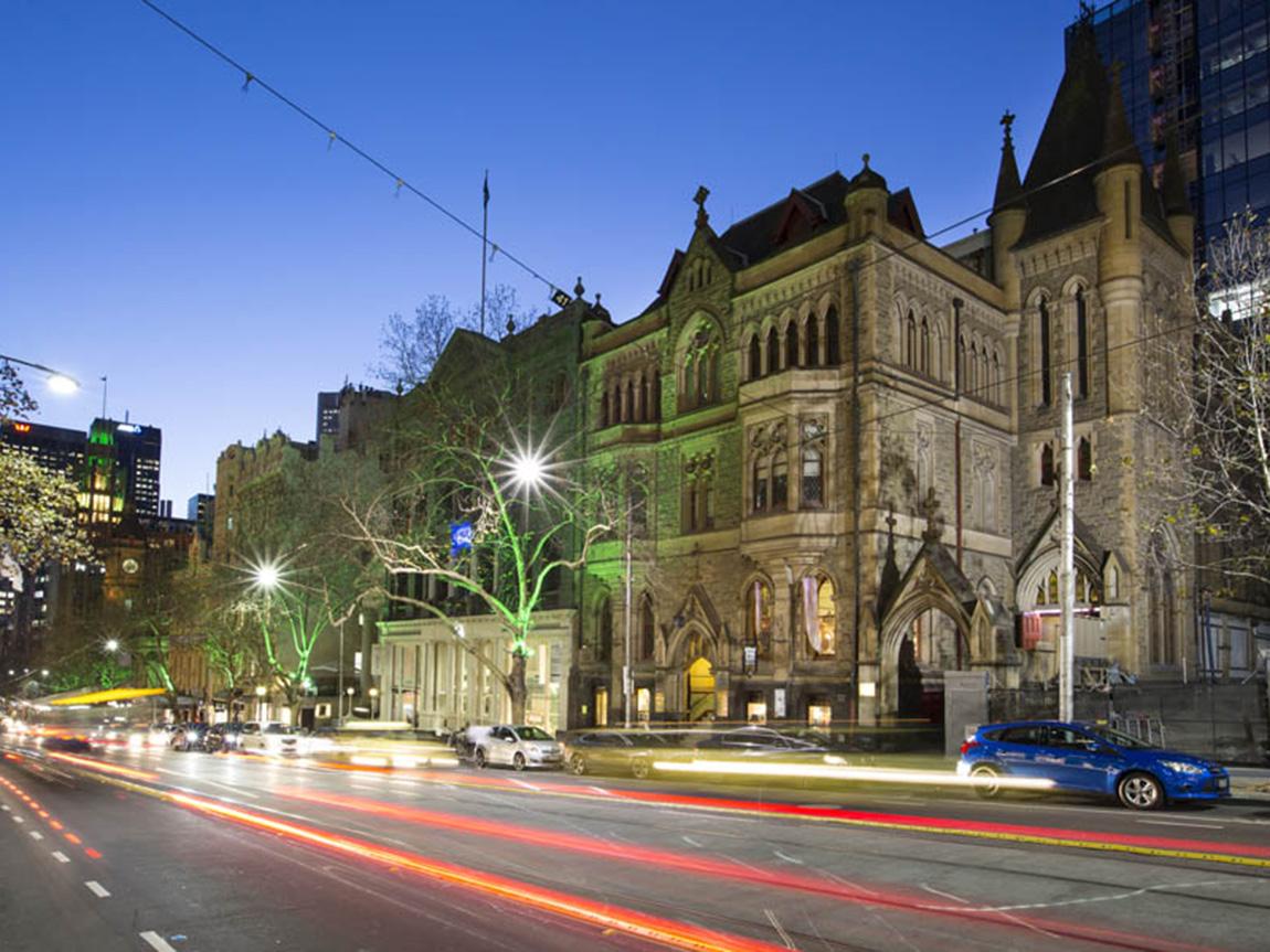 """Collin Street - Melbourne: Đẩy mạnh thực hiện """"thành phố không xe hơi"""""""
