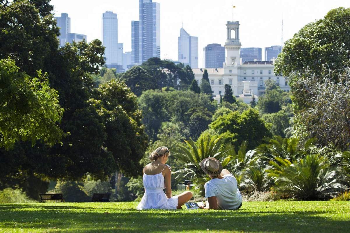 Royal Botanic Garden - 16 điểm dã ngoại tuyệt nhất xung quanh Sydney