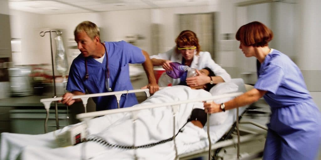strokes patient