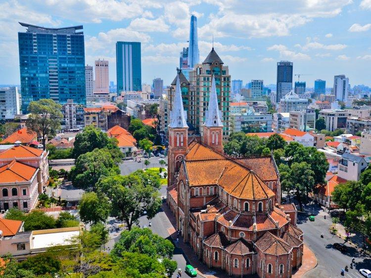 3 - Sài Gòn - Một trong những điểm thu hút khách du lịch nhất trên toàn thế giới năm 2025