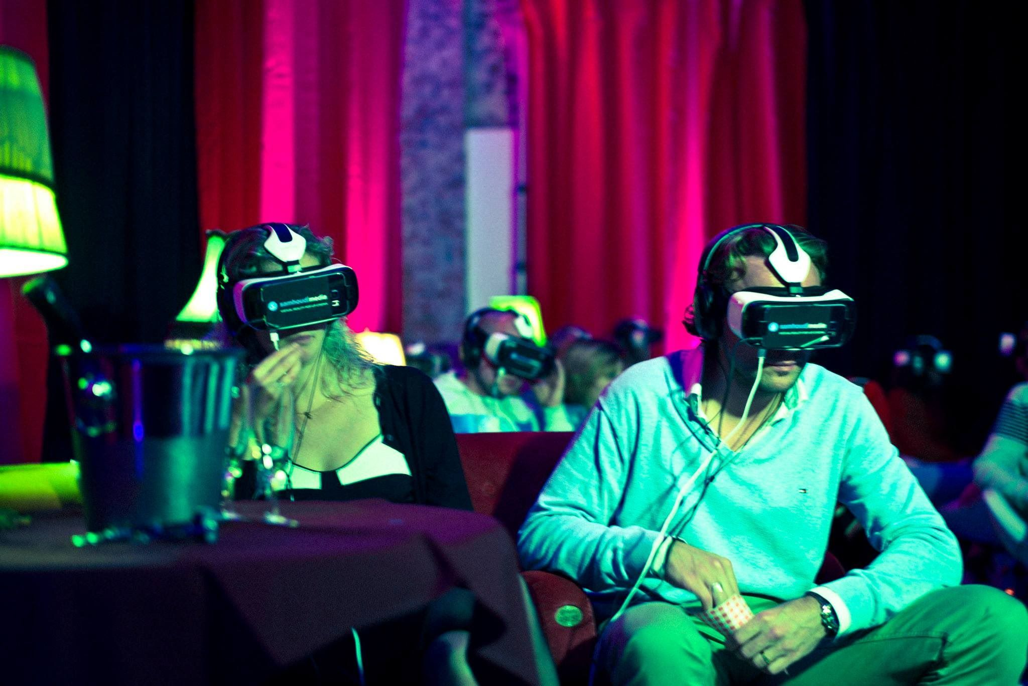 Melbourne's virtual reality cinema