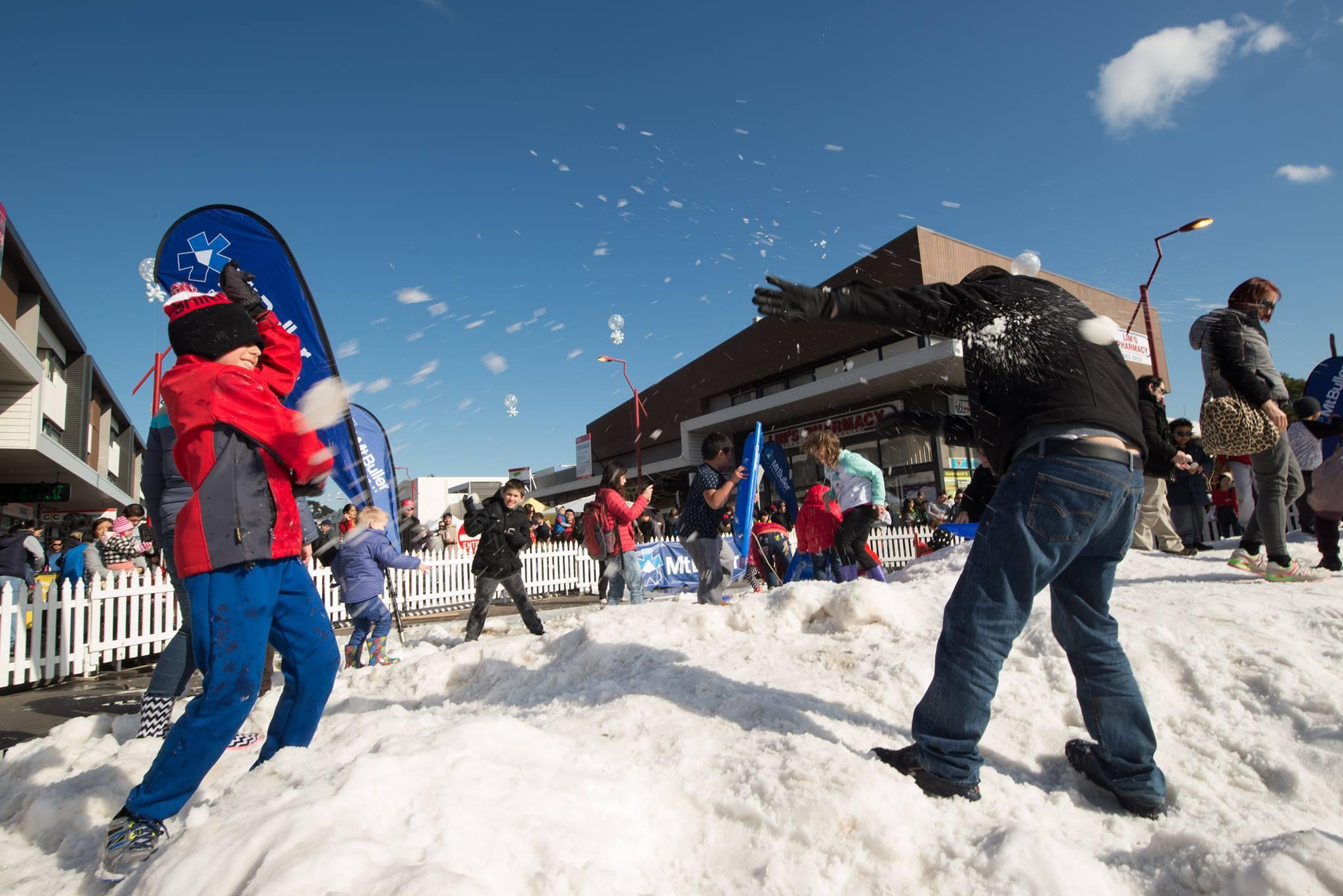 Springvale Snow Festival - 17 hoạt động miễn phí trong tháng 7 ở Melbourne