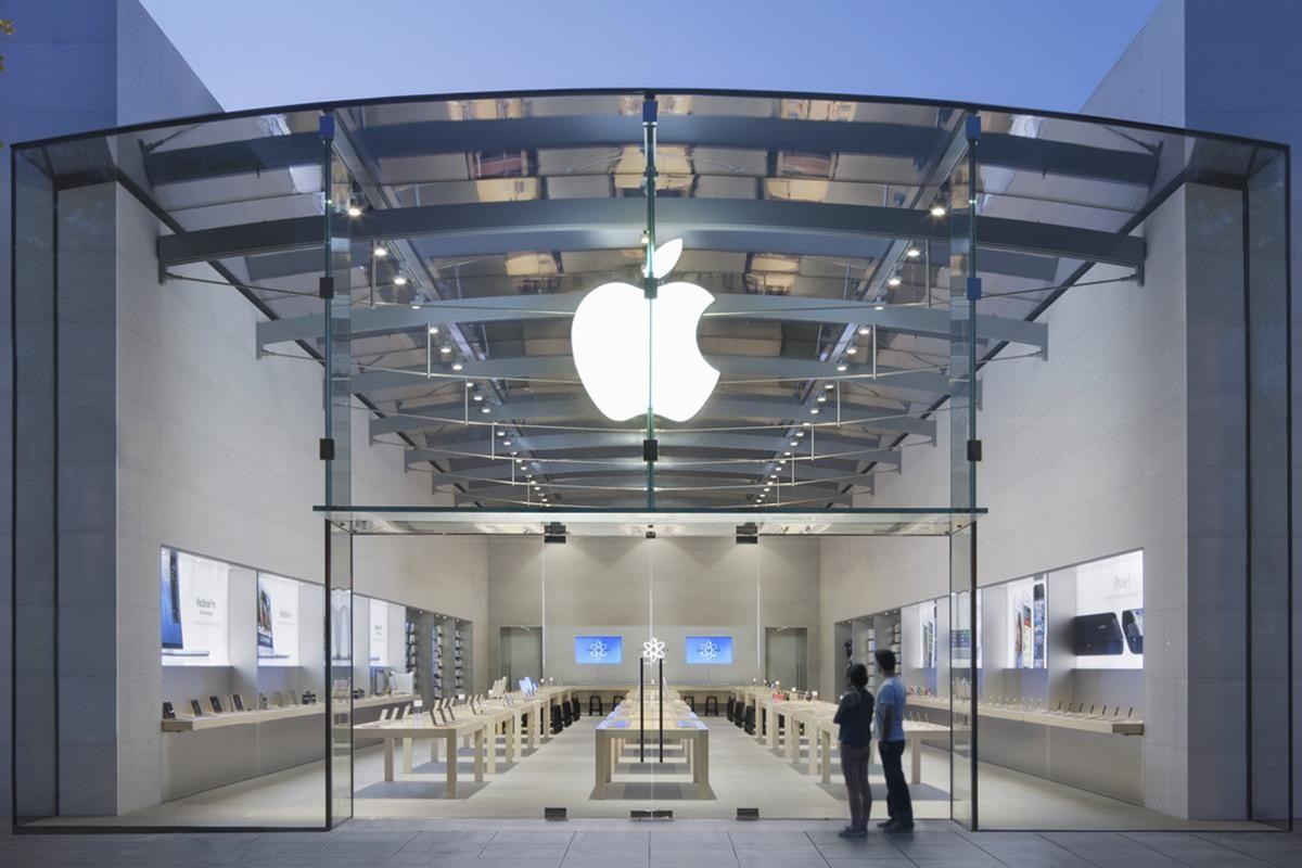 apple store palo alto - Thiết kế của cửa hàng Apple Federation Square Melbourne được tiết lộ