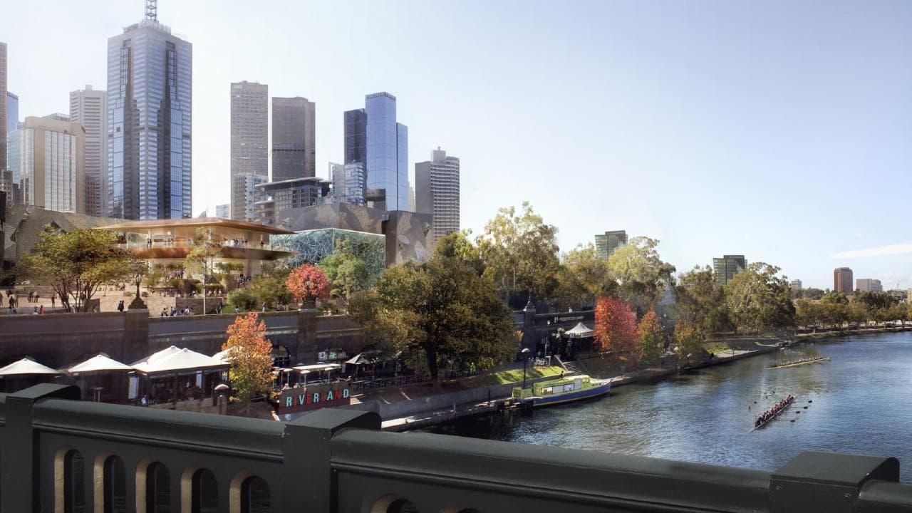 apple storejpg - Thiết kế của cửa hàng Apple Federation Square Melbourne được tiết lộ