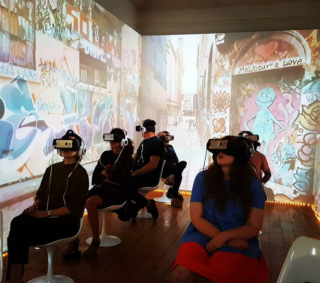 collingwood virtual reality cinema