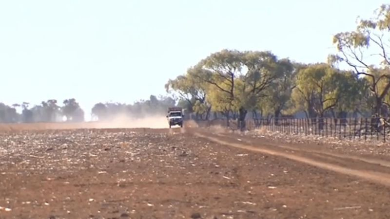drought in rural nsw