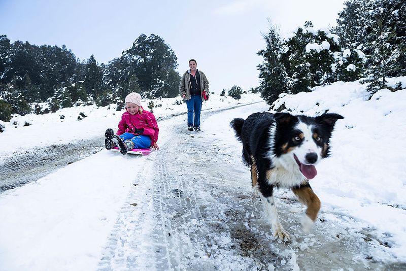 http 2F2Fprod.static9.net .au2F 2Fmedia2F20182F072F122F152F132F180712 Australia cold weather snow 4 - Đợt lạnh kỷ lục cùng tuyết rơi dày đặc đang diễn ra tại nhiều vùng trên nước Úc