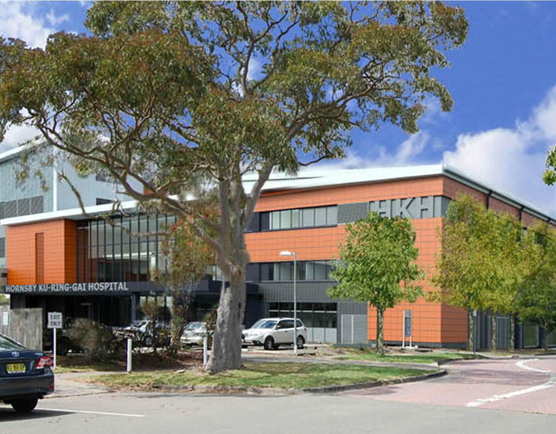 new Hornsby Hospital1 - Sydney: Bệnh viện Hornsby sắp được 'thay da đổi thịt'
