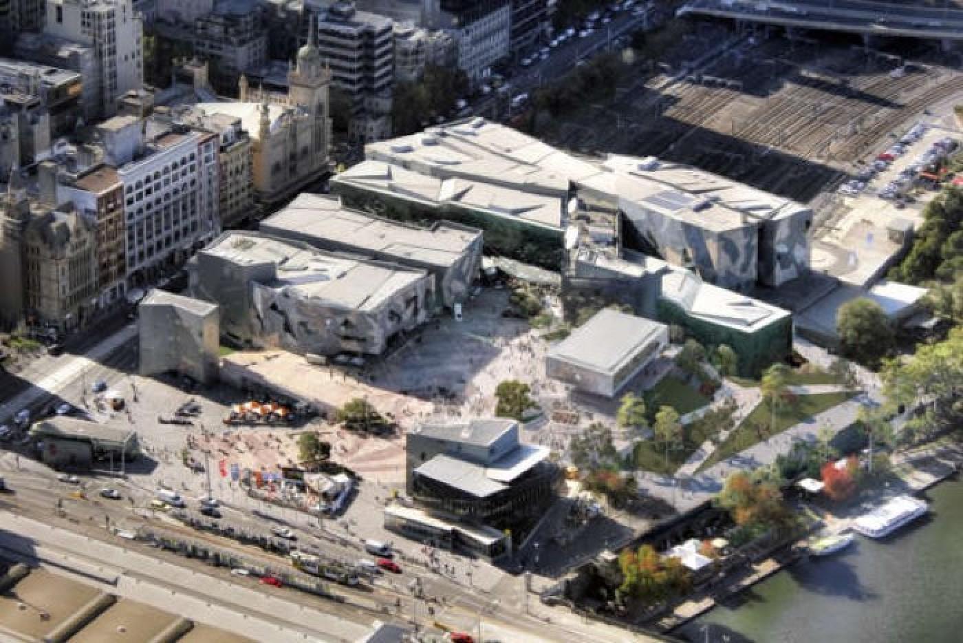 newfederationsquaredesign - Thiết kế của cửa hàng Apple Federation Square Melbourne được tiết lộ