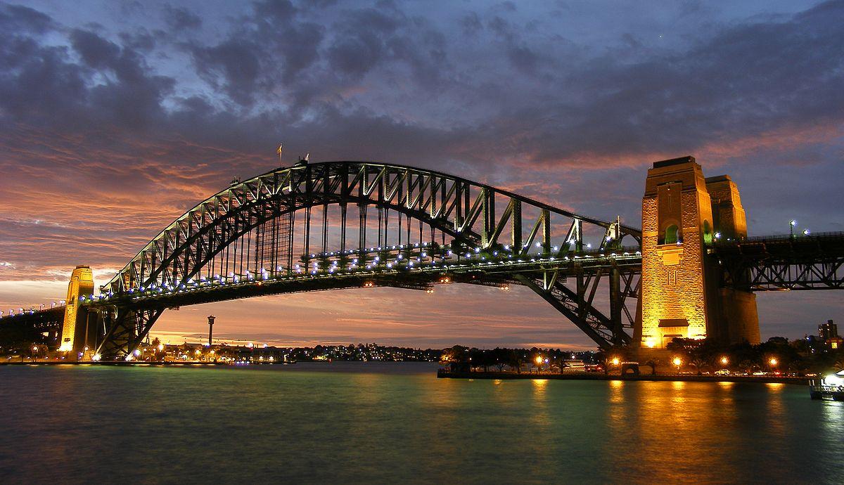 sydney harbour bridge toll
