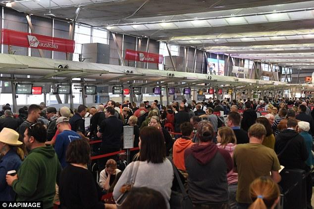 Hành khách được phép check in qua điện thoại cho các chuyến bay quốc tế từ Úc