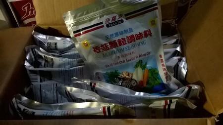 Photo 3 - Bắt đường dây hàng trăm Kg ma túy đá giấu trong túi gia vị nhập khẩu vào Úc