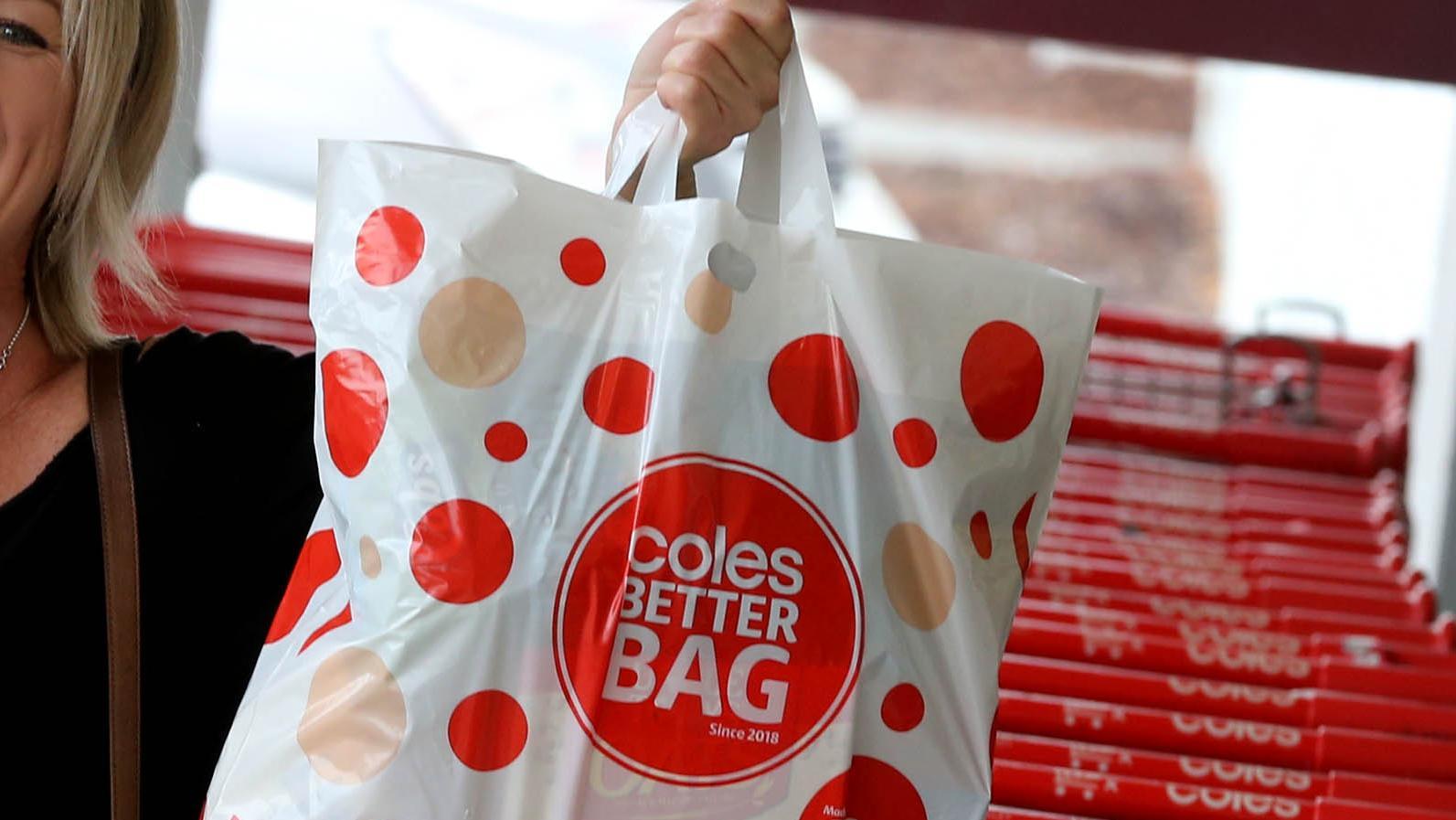 coles better bags1 - Coles bắt đầu tính phí túi tái sử dụng từ 30/08